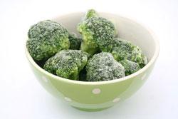 Broccoli: Frozen