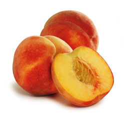 Peaches: Fresh
