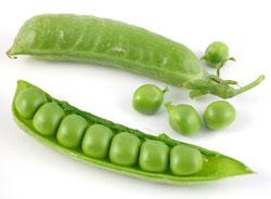 Peas: Fresh