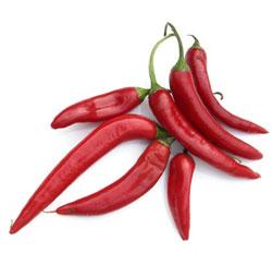 Pepper: Hot (Fresh)
