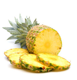 Pineapple: Fresh