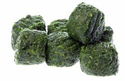 Spinach: Frozen